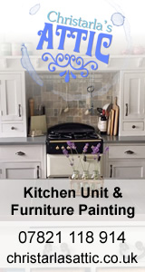 Christarla's Attic - Kitchen Unit & Furniture Painting Service